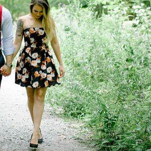Forever 21 - Floral Dress